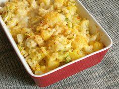 Dobrou chuť: Zapečený květák Cauliflower, Macaroni And Cheese, Vegetables, Ethnic Recipes, Cauliflowers, Mac And Cheese, Vegetable Recipes, Veggie Food, Veggies