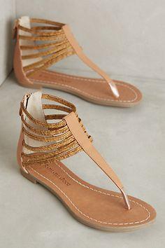 Guilhermina Sastri Sandals #anthropologie