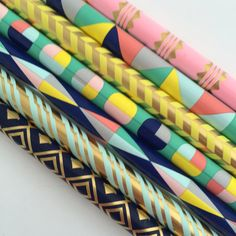 Geometric Pastel Pencil Set Doodle Coloring, Colouring, Pastel Pencils, Colored Pencils, Pens, Doodles, Writing, Colouring Pencils, Being A Writer
