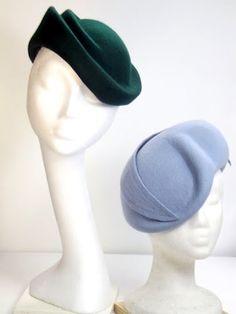 H'Atelier: Headwear Extraordinaire: Gallery 3: archive Bespoke