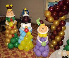 diseño en globos - Buscar con Google