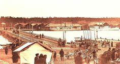 Kristinestad foto ca 1895 / Kristiinankaupunki, Finland