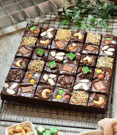 Best Brownie Recipe, Brownie Recipes, Cookie Recipes, Fun Baking Recipes, Snack Recipes, Dessert Recipes, Chewy Brownies, Best Brownies, Brownie Packaging