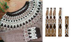 Chrochet, Knit Crochet, Knitting Designs, Knitting Patterns, Punto Fair Isle, Blouse Designs, Cool Designs, Wool, Sewing
