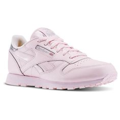 d7040069131 eBay  Sponsored Reebok Classic Leather Metallic Youth Sneakers in Pink  Choose Your Size Kids Pelle