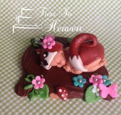 WOODLAND FOX BABY Shower Cake Topper What Does The Fox Say Baby girl fox beenie hat on Etsy, $35.00