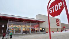 Target Canada is shutting down all of its Canadian stores.