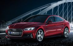 All-new Audi A5 Sportback - Audi UK