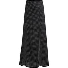 Miss Selfridge Długa spódnica black