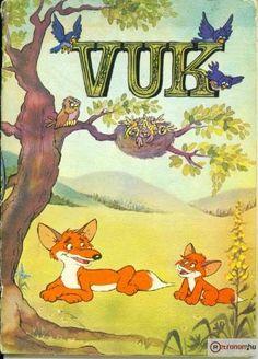 Vuk mesekönyv 1982