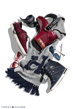 Game day or rainy day, the new fall accessories will keep you in style all season long.