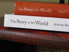 Chapter by chapter activities for Story of the World, Volume 1, Ancient Times.