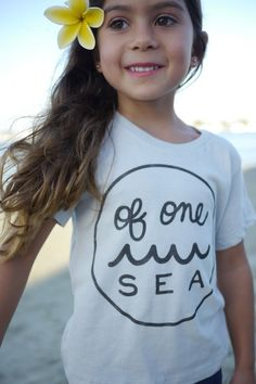NIEUW MERK GESPOT: 'SURF INSPIRED' LABEL UIT HAWAI - OF ONE SEA | UrbanMoms.nl