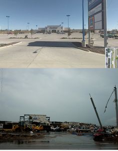 Shocking Before & After Pictures Of Joplin, Missouri Before and After - Joplin Tornado May Wow!Before and After - Joplin Tornado May Wow! Tornado Pictures, Tornado Pics, Joplin Tornado, Joplin Missouri, Tornado Damage, Tornado Warning, May 22, Severe Storms, After The Storm