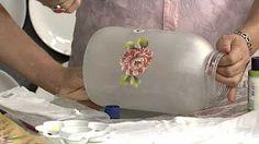 Mulher.com 16/01/2013 Mamiko Yamashita Barletta - Reciclagem de vidro 2/2…