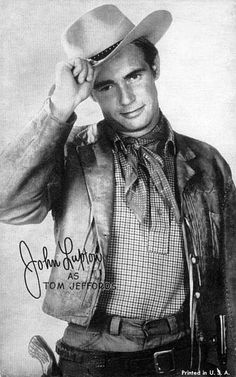 John Lupton - Broken Arrow (1956-1958 ABC TV Series)    (8/23/1928-11/3/1993)