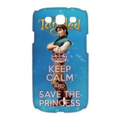 Amazon.com: Disney Tangled hard case cover for Samsung S3, rapunzel Durable Plastic Samsung Galaxy S3 I9300/I9308/I939 case: Cell Phones & Accessories