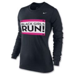 Black Girls Run Shirt