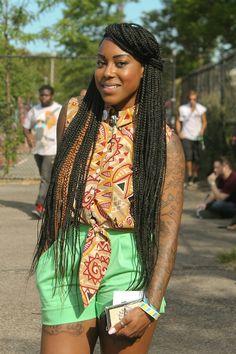 Afro Punk Festival 2012