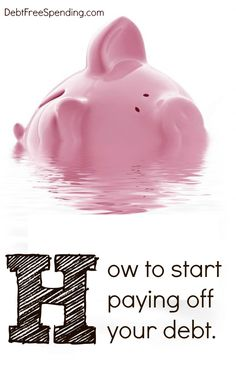 Check out our tips on how to start paying off your debt!