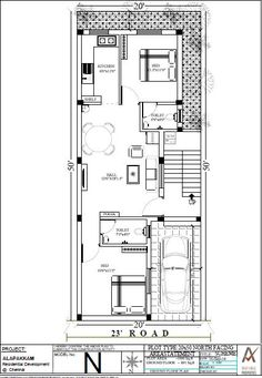 High Quality Image Result For House Plan 20 X 50 Sq Ft
