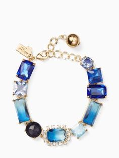 more, more, more: the earrings, necklaces and bracelets in our color crush collection feature sparkling, multi-hued stones in dizzying combinations, for a look that's opulent without being over-the-to