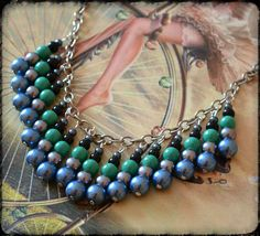 statement necklace FOR SALE! 7 EURO!!
