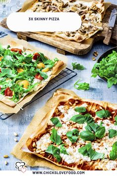 gezonde pizza Chickslovefood - One pot rezepte Easy Cooking, Cooking Recipes, Skinny Pizza, Dreams Come True, Vegetarian Recipes, Healthy Recipes, Oven Dishes, Vegan Comfort Food, Vegan Dinners