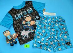 1eadd6bc85 Tube Heroes Dantdm Large Pajamas Plush Dan TDM Minecraft Collectors Item  Lastone…