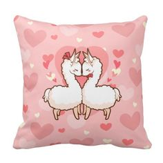 Shop Love Llama Pillow created by YamPuff. Personalize it with photos & text or purchase as is! Valentines Day Wishes, Valentine Day Love, Valentines Day Decorations, Valentine Day Gifts, Trending Christmas Gifts, Christmas Gifts For Her, Llama Pillow, Lumbar Pillow, Throw Pillows