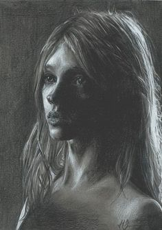 Maria Zeldis -repinned by Los Angeles County, California photographer http://LinneaLenkus.com  #portraiture