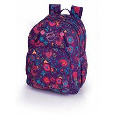 Violet iskolai hátizsák - Iskolai hátizsák - Gabol Táska - Bőrönd bbc5f3df94