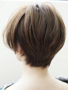 Pin on ショートヘア Cut My Hair, Love Hair, New Hair, Short Bob Hairstyles, Pretty Hairstyles, Kids Short Haircuts, Hair Inspo, Hair Inspiration, Shot Hair Styles
