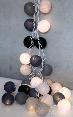 globe lichterkette mit gl hbirnen mixed products. Black Bedroom Furniture Sets. Home Design Ideas
