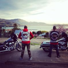 Ready To Roll, Hells Angels, Motorcycle Clubs, Cut And Color, Old And New, New Zealand, Monster Trucks, Wheels, Lunch
