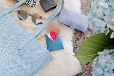 GiGi New York | Glitter and Gingham Fashion Blog | Hydrangea Teddie Tote