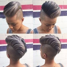 50 Adorable Undercut Hairstyles For Women — Catch the Trend