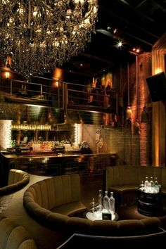 18 Interestingly Stylish Restaurant Ideas You Can Steal To Create Your Own Fascinating And Popular Eatery Not the chandelier but otherwise yeah …. Restaurant interior & design – all that's missing is oil candles 🙂
