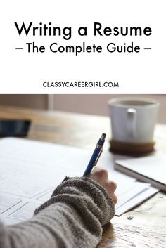 Grant Writing Resume Landing Your Dream Job Resumes That Captivate Attention