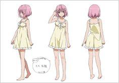 XEBEC - To LOVEる ダークネス - 設定資料 1 Character Model Sheet, Female Character Design, Character Modeling, Female Characters, Anime Characters, To Love Ru Darkness, Poses, Cultura Pop, Manga