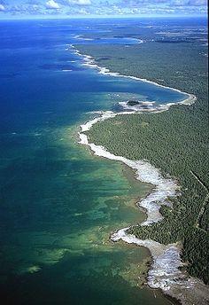 Manitoulin Island, Lake Huron, Ontario