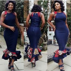 Some Breathtaking Ankara Styles. Ankara is the most loved print fabric out there, that is not even up for contest. The ankara print fabric is fabulous African Dresses For Women, African Print Dresses, African Attire, African Fashion Dresses, African Wear, African Women, Ankara Fashion, African Prints, African Style