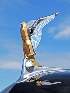 1950 Ford Hood Ornament....Re-Pin brought to you by #CarInsuranceagents at #HouseofInsurance in #EugeneOregon