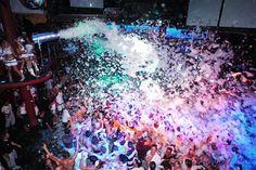Foam Party, Amnesia, Ibiza