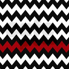 shower curtain black red | ... bathroom accessories decor black and red chevron shower curtain