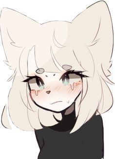 Kawaii Drawings, Cartoon Drawings, Animal Drawings, Cute Drawings, Wolf Drawings, Cute Art Styles, Cartoon Art Styles, Anime Drawing Styles, Art Anime