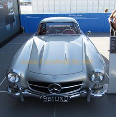 Cars & Life: Goodwood Festival of Speed: Mercedes 300 SL