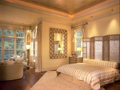 Your home's age, ceiling conditions are a few factors to think about when redoing lighting