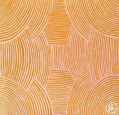 """Awelye"" by Myrtle Petyarre 128cm x 133cm $4,000  http://www.aboriginalartstore.com.au/artists/myrtle-petyarre/womens-ceremony-2/"