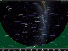 SkySafari 3 for iPad Sky Chart